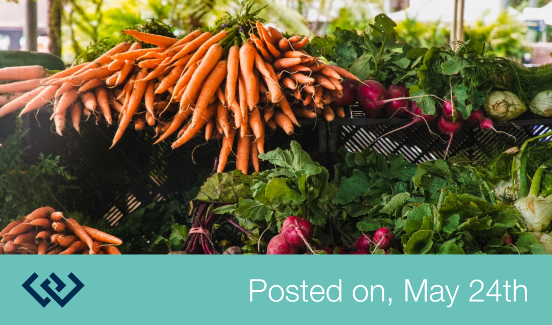 farmers markets close to home